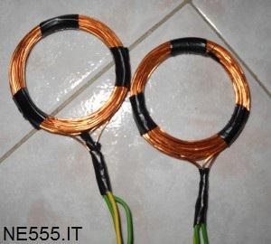 Alimentatore Wireless bobine