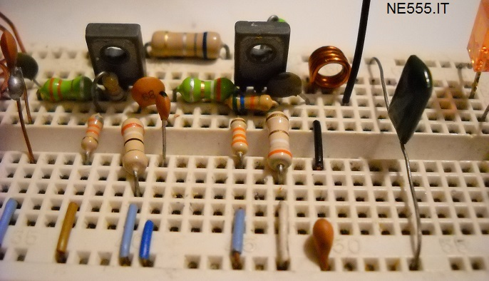 Trasmettitore fm 5W amplificatore assemblato
