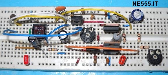 AMPLIFICATORE A TRANSISTOR 30 WATT