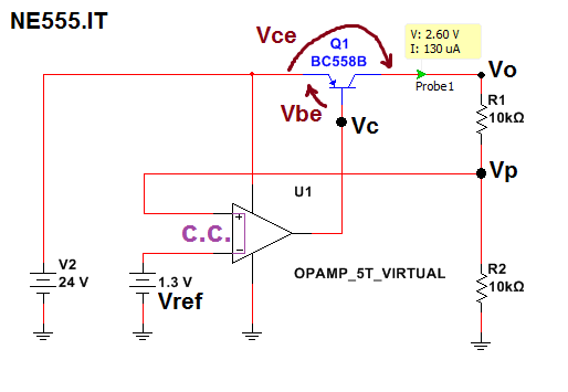 stabilizzatore lineare Alimentatore Duale Regolabile da 1.5V a 20V, 5A