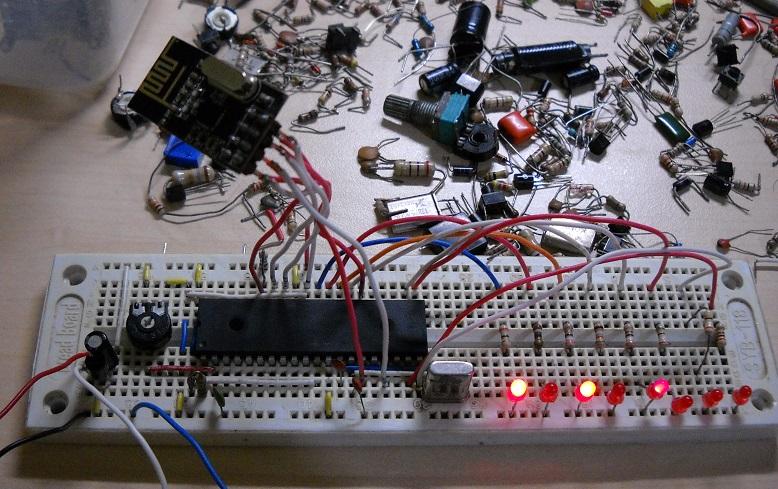 nrf24l01+ trasmettitore trasmitter tx