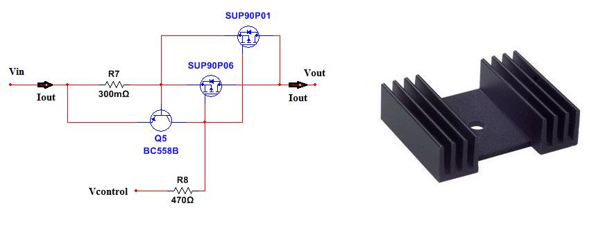 Alimentatore Regolabile da 0.5A a 20A con Protezione potenza massima
