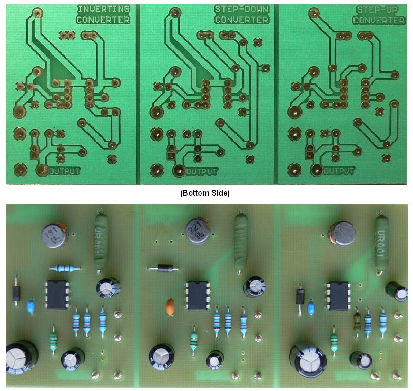 pcb-inverter-step-up-step-down