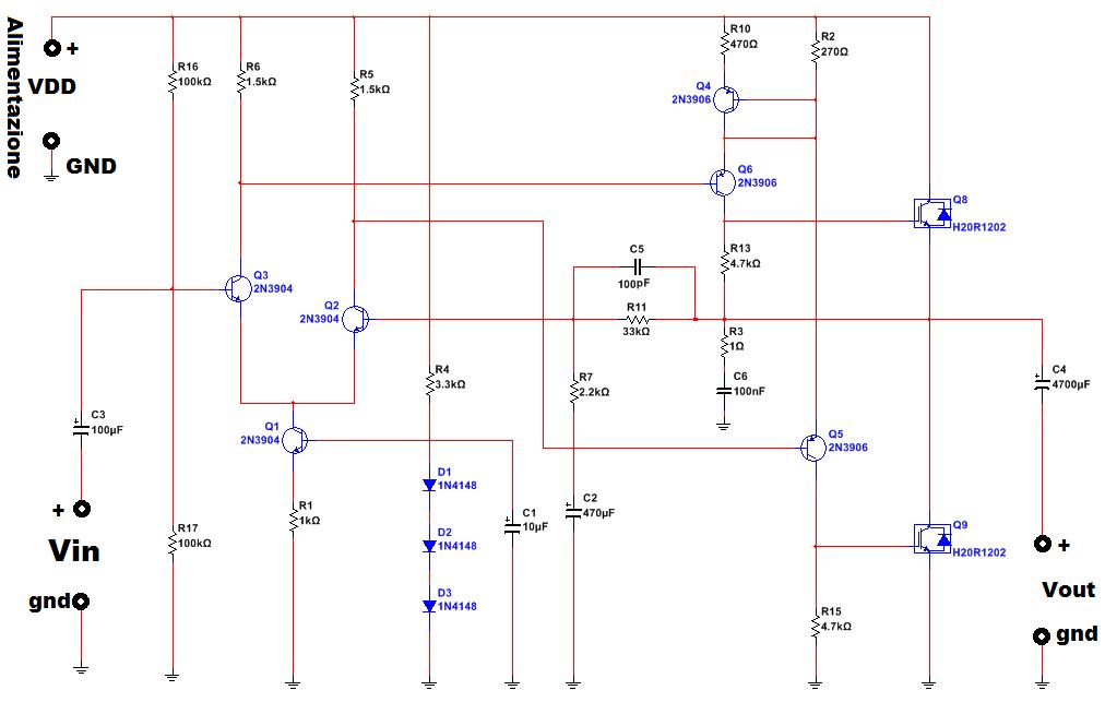 schema-amplificatore-classe-a-igbt