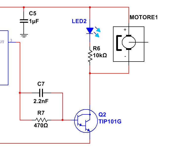 Schema Elettrico Regolatore Pwm : Regolatore velocitÀ per motori dc ne